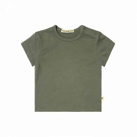 Your Wishes | Loose Tee Green
