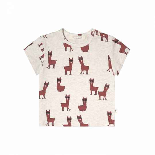 Your Wishes | Loose Tee Laidback Lama