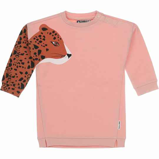 Tumble 'N Dry | Sweatdress Pink Panther