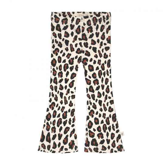 Your Wishes | Flared Pants Leopard