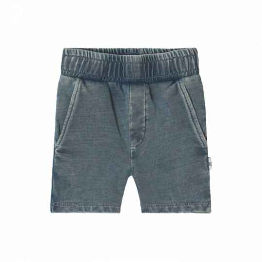 Your Wishes | Long Short Knitted Denim