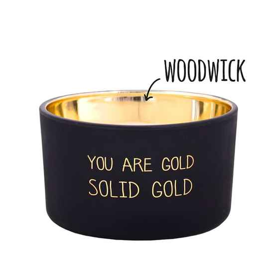 My Flame: You are Gold, Solid Gold - Warm Cashmere