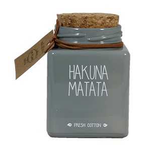My Flame: Hakuna Matata - Fresh Cotton