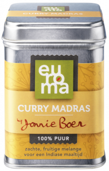 Jonny Boer Curry Madras | 90 gram