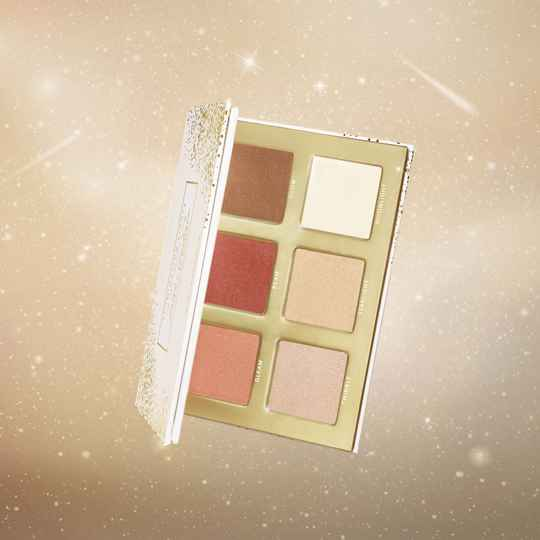 Gift Collection Illuminating Lights Face  Palette