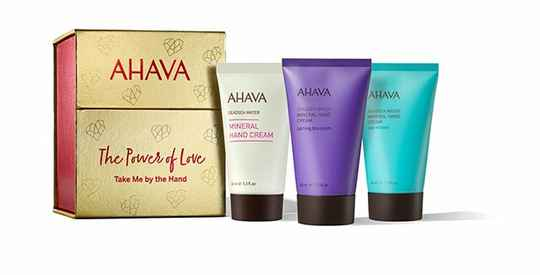 Take me by the hand - Ahava holiday collection 2021