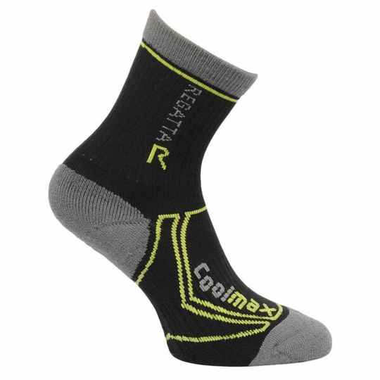 Regatta - Youngsters 2 season Coolmax trek & trail socks