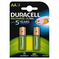 Duracell - Recharge Ultra 2 x AA 2500 MAH