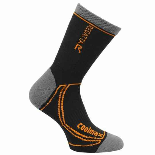 Regatta - Men's 2 season Coolmax trek & trail socks