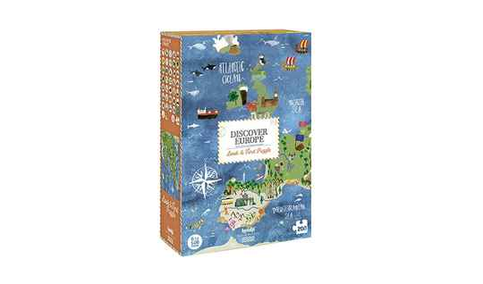 Londji Discover Europe puzzle
