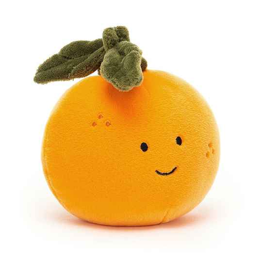 Jellycat. Fabulous Fruit Orange
