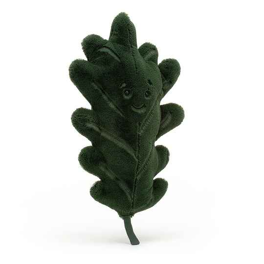 Jellycat. Woodland Oak Leaf