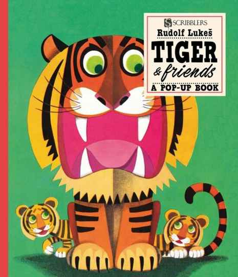 Tiger and friends. A pop-up book
