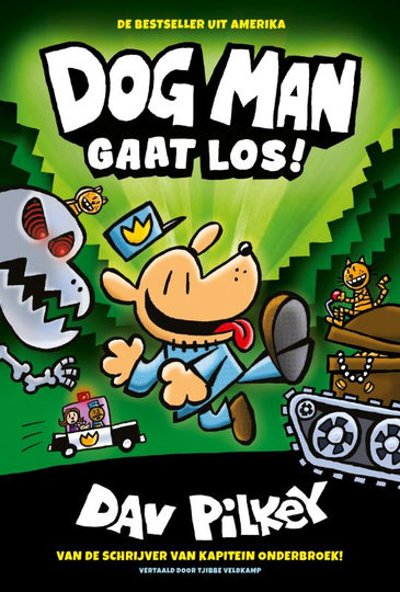 Dog Man. Gaat los! dl 2