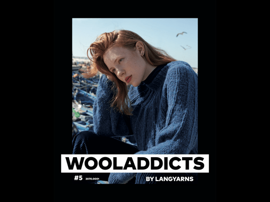 WOOLADICTS By Langyarns nr. 5