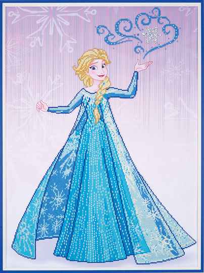 kit disney Ice magic Elza pn -0173562