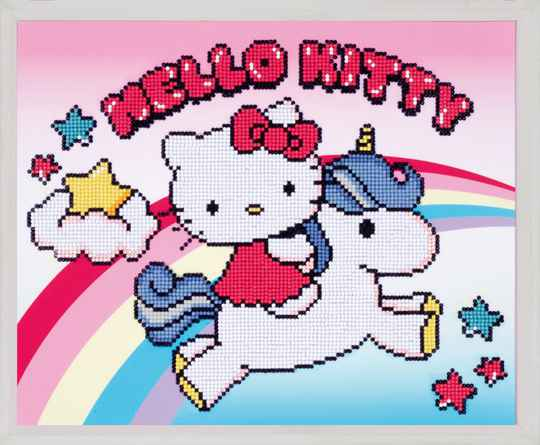 kit Hello Kitty met eenhoorn pn-0173568