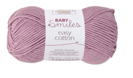 Schachenmayr: Baby Smiles: Easy Cotton: magnolia: 01041