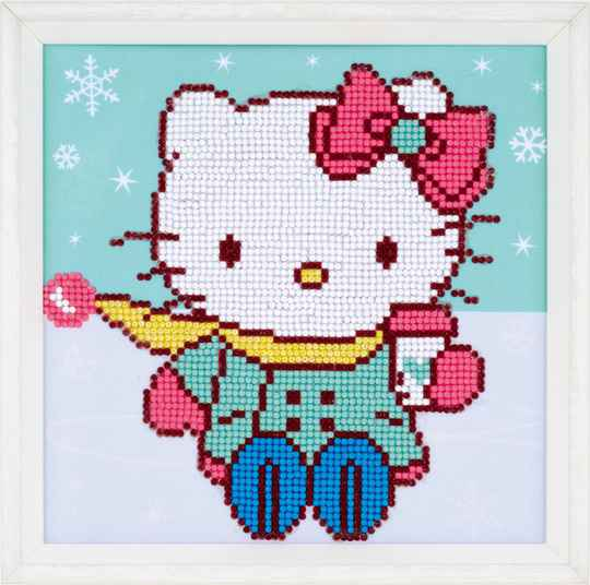 kit Hello Kitty in de sneeuw pn-0175610