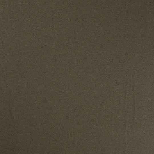 French Terry uni Recycled 14451/027 Donker bruin