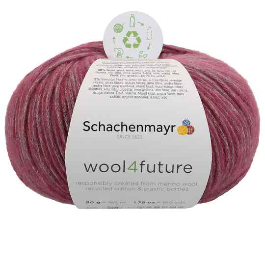 Sch. Wool 4 future kl 045 rood