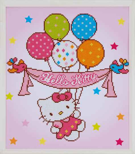 kit Hello Kitty en ballonnen pn-0175278