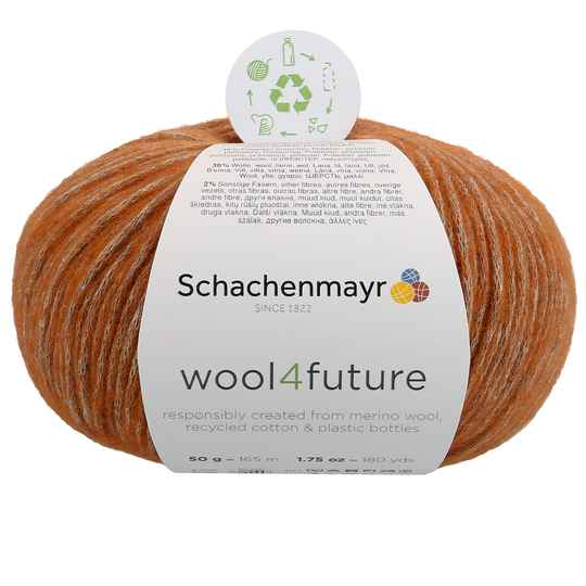 Sch. Wool 4 future kl 015 roest