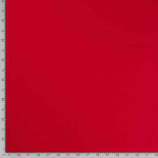 French Terry uni Recycled 14451/015 rood
