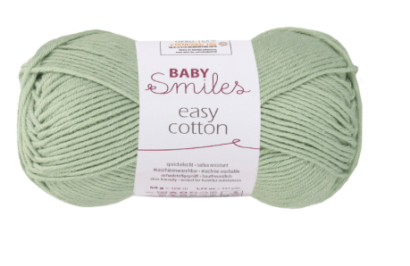 Schachenmayr: Baby Smiles: Easy Cotton: pistache: 01077