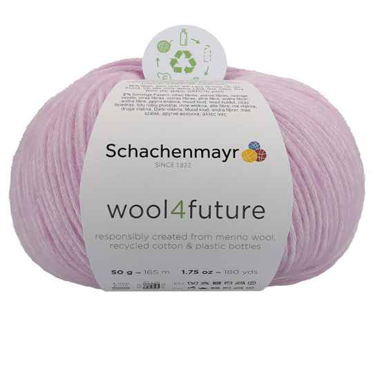Sch. Wool 4 Future kl 40 Lila