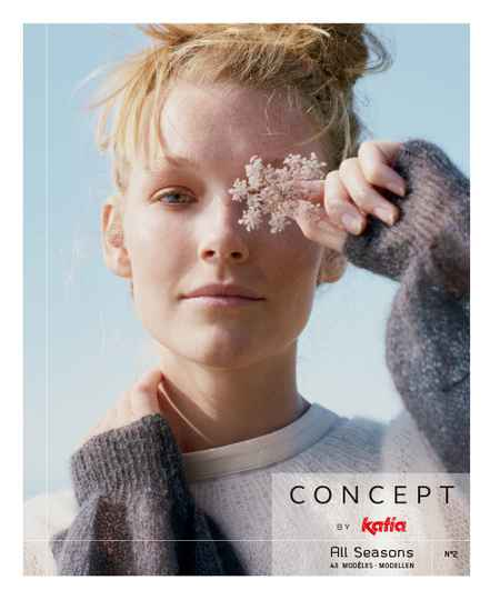 Katia Boek Concept: All seasons N2°