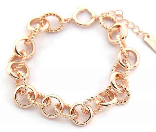 Armband Chain Rose Gold