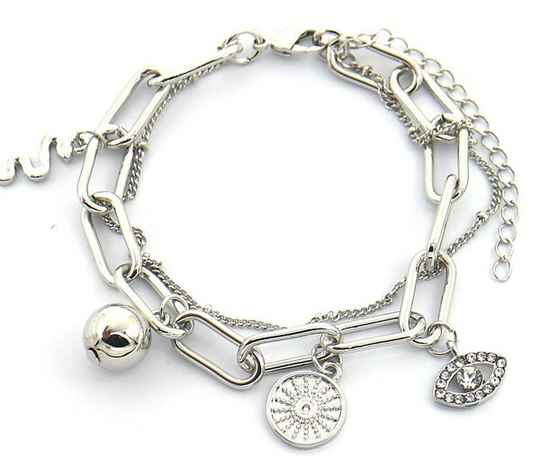Bedel Armband Silver