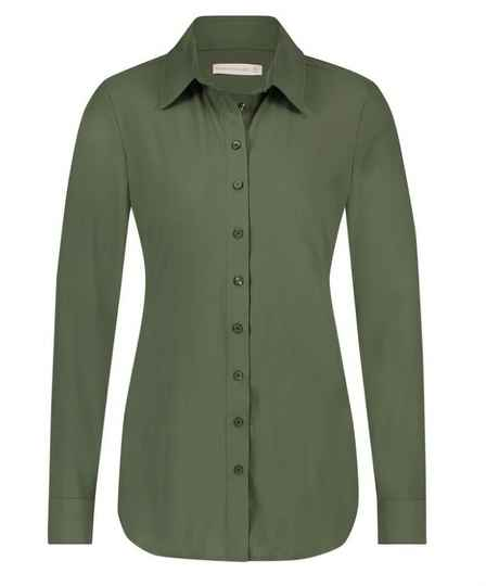 Studio Anneloes - Poppy blouse green