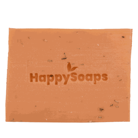 HappySoaps Happy Body Bar Arganolie en Rozemarijn