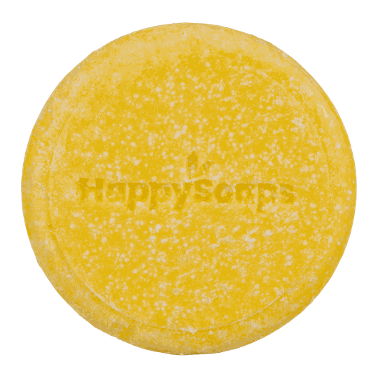 HappySoaps Chamomile Down & Carry On Shampoo Bar | 70g