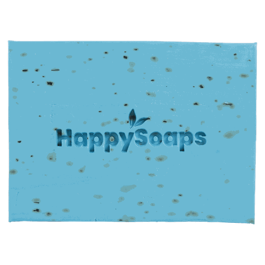 HappySoaps Happy Body Bar Bergamot en Wierook