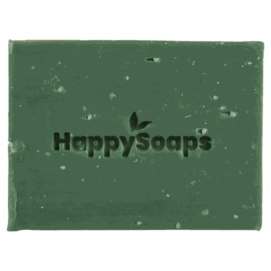 HappySoaps Happy Body Bar Citroen en Basilicum