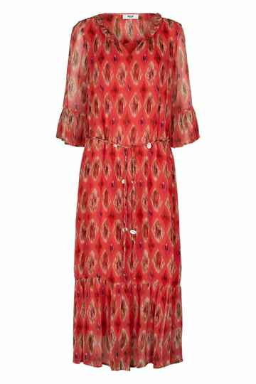 Moliin | Maxi Dress Vicki | Ikat print