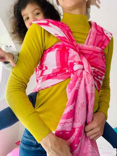 Carry Your Love draagdoek limited edition 2020