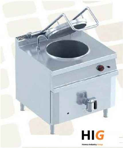Marmite - Catering - Line 900 - 100L - Automaat - GAS - 204845