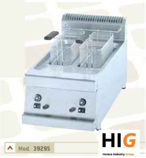 Friteuse Opzet 2 x 10Liter - GAS - Line 750 - 203929S