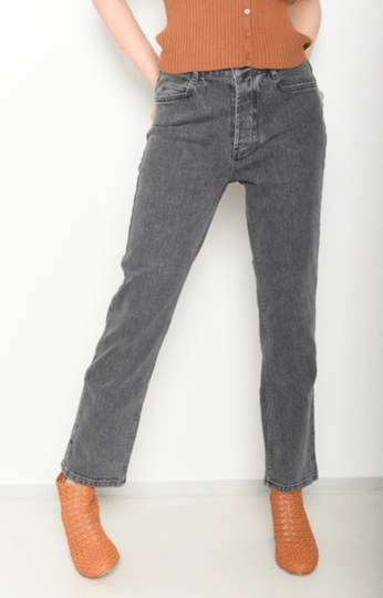 sally jeans denim grey wash