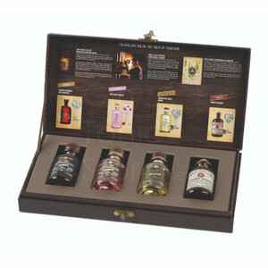 Filliers Gin box