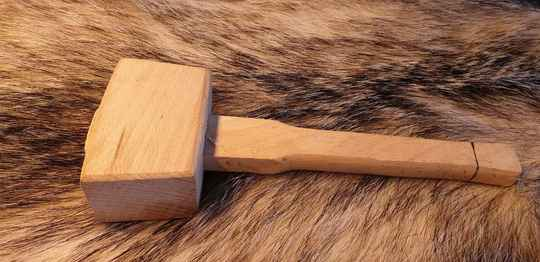 Woodworking hammer small