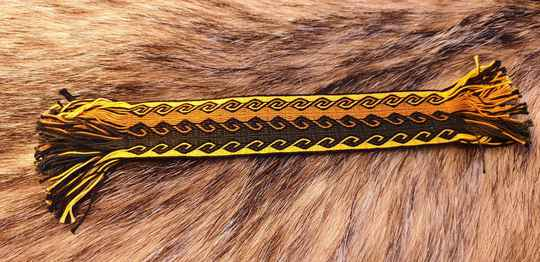 Tablet braided Bookmark 003