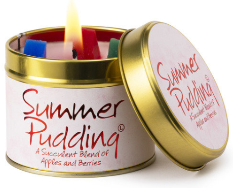 Summer Pudding - A Succulent Blend of Apples and Berries