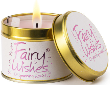 Fairy Wishes - a Yearning Love.