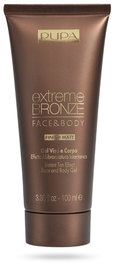 Extreme Bronze Face&Body - Instant Tan Effect Gel