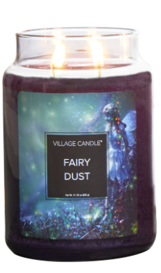 Fairy Dust Large Candle
